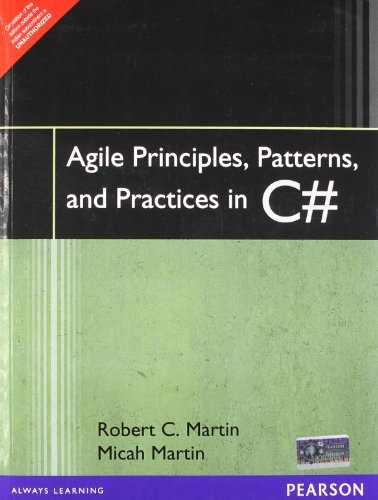 9788131713068: Agile Principles, Patterns, and Practices in C#