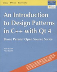 9788131713266: An Introduction to Design Patterns in C++ with QT 4 (Livre en allemand)