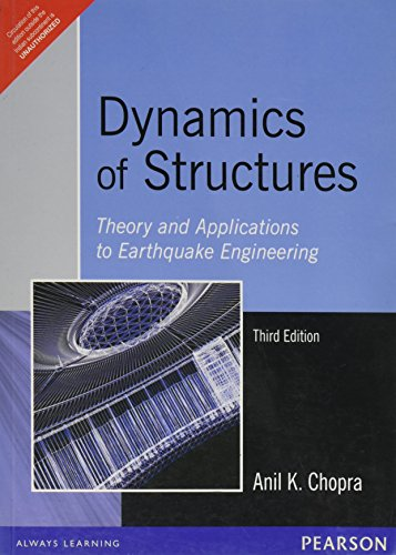 9788131713297: Dynamics of Structures, 3/e