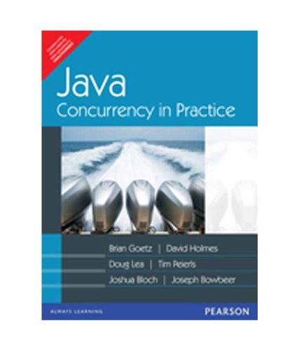 9788131713396: [(Java Concurrency in Practice)] [by: Brian F. Goetz]
