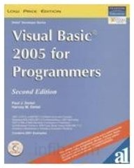 9788131713457: Visual BASIC 2005 for Programmers (2nd, 06) by Deitel, Harvey M - Deitel, Paul J [Paperback (2006)]
