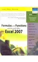 9788131713495: Formulas & Functions Ms Office Excel 2007