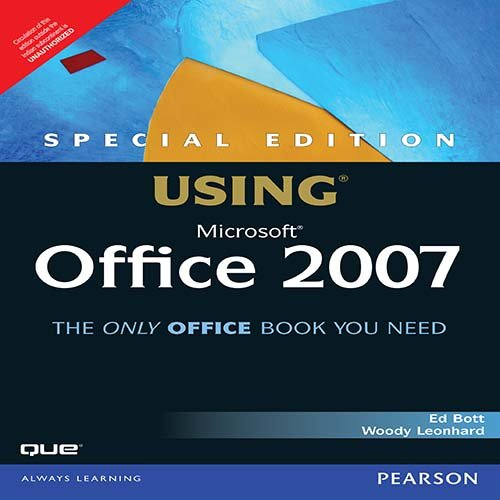 9788131713549: Special Edition Using Microsoft Office 2007