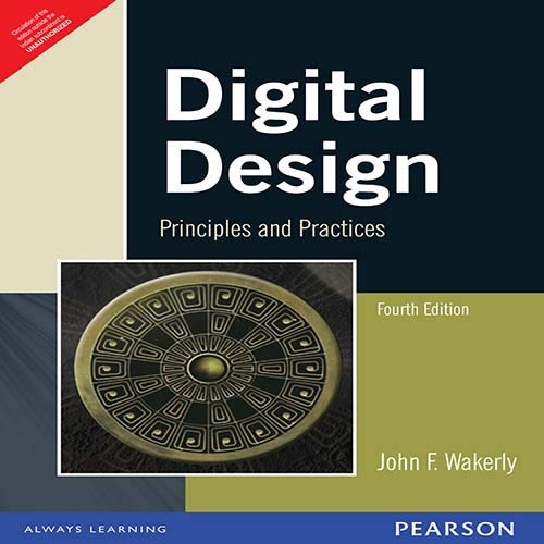 9788131713662: Digital Design: Principles and Practices, 4/e