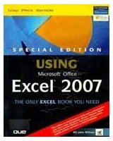 9788131713693: Using Microsoft Office Excel 2007