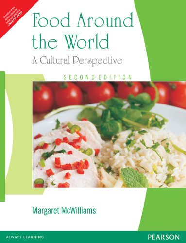 9788131713853: Food Around the World: A Cultural Perspective (2nd Edition)
