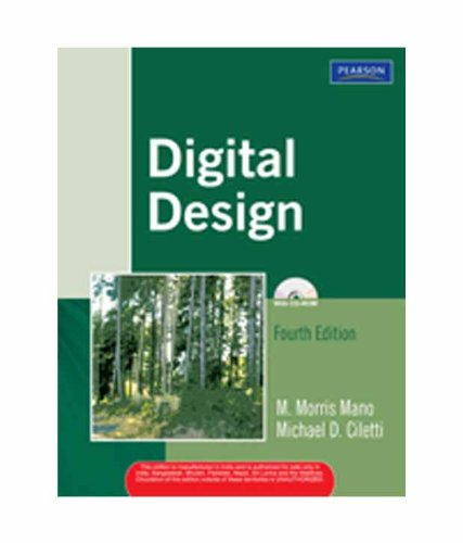 9788131714508: Digital Design 4/e (with CD)