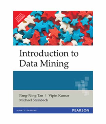 9788131714720: Introduction to Data Mining