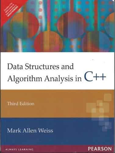 9788131714744: DATA STRUCTURES AND ALGORITHM ANALYSIS IN C++