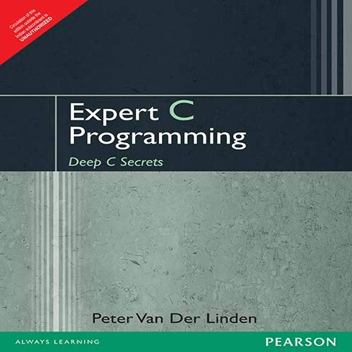 9788131715093: (Expert C Programming) By Linden, Peter Van Der (Author) Paperback on (06 , 1994)