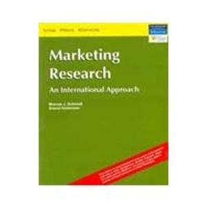 Marketing Research: An International Approach: Marcus Schmidt,Svend Hollensen