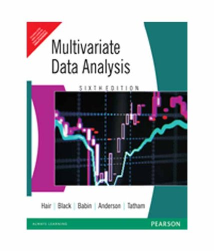 9788131715284: Multivariate Data Analysis