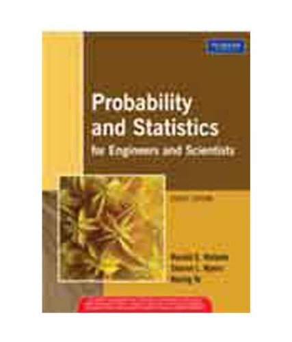 9788131715529: PROBABILITY AND STATISTIC FOR ENG AND SCI