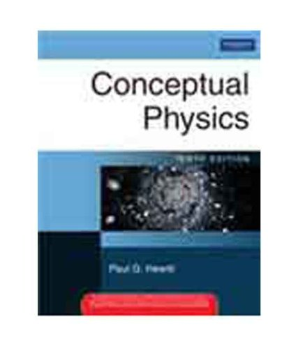 9788131715536: Conceptual Physics, 10/e