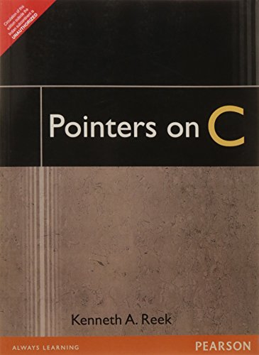 9788131715840: Pointers on C