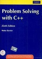 9788131715857: Problem Solving With C++