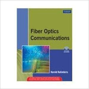 9788131715888: FIBER OPTICS COMMUNICATIONS W/CD