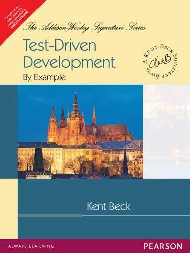 9788131715956: Test-Driven development by Example (Livre en allemand)
