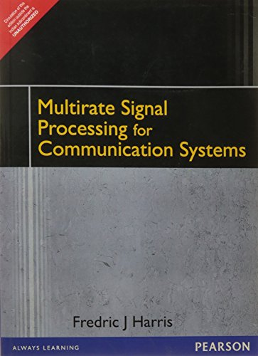 9788131715970: Multirate Signal Processing for Communication Systems
