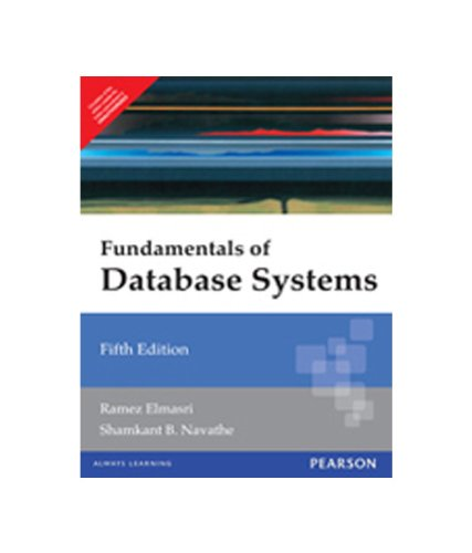 9788131716250: Fundamentals of Database Systems (International Edition)