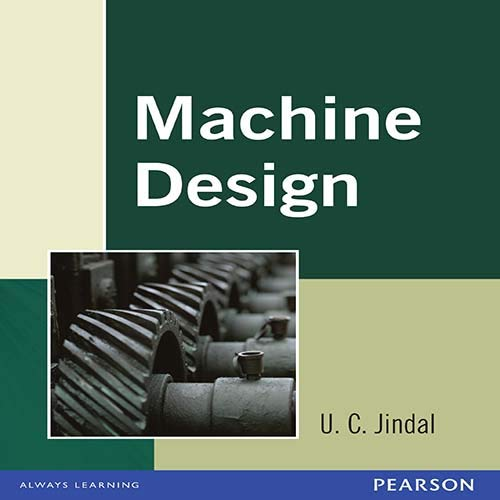 Machine Design: U.C. Jindal