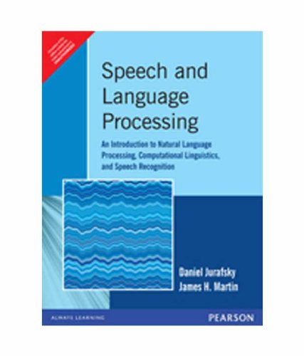 9788131716724: Speech & Language Processing