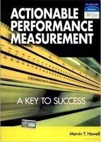 9788131716984: Actionable Performance Measurement: A Key To Success