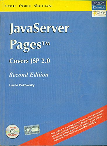 Java Server Pages (Second Edition): Larne Pekowsky
