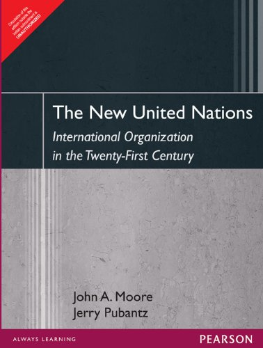 9788131717066: New United Nations: International Organization in the Twenty-First Century