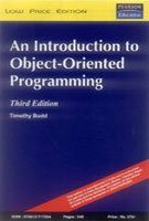9788131717264: An Introduction to Object-Oriented Programming