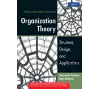 Organization Theory: Structure Design And Applications, 3Rd: Robbins,S.P. / Mathew,M.