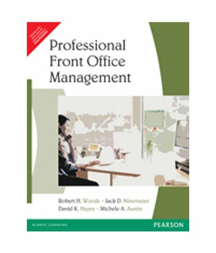 9788131717486: Professional Front Office Management