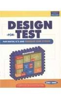 9788131717899: Design - For - Test for Digital IC's and Embedded Core Systems