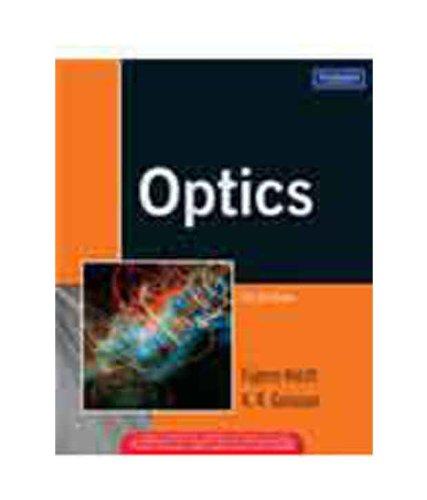 Optics, 4th Edn: Eugune Hecht Et.