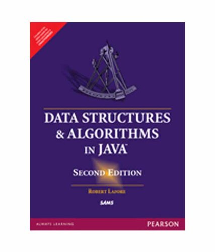 Data Structures And Algorithms In Java, 2Nd: Lafore Robert