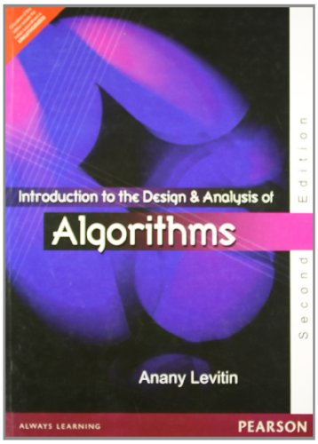 9788131718377: An Introduction to Design and Analysis of Algorithms, 2/e ( New Edition)