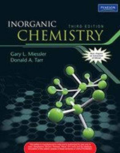 9788131718858: Inorganic Chemistry, 3rd Ed.