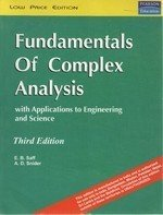 9788131720196: Fundamentals of Complex Analysis