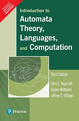 9788131720479: Introduction to Automata Theory, Languages, and Computation