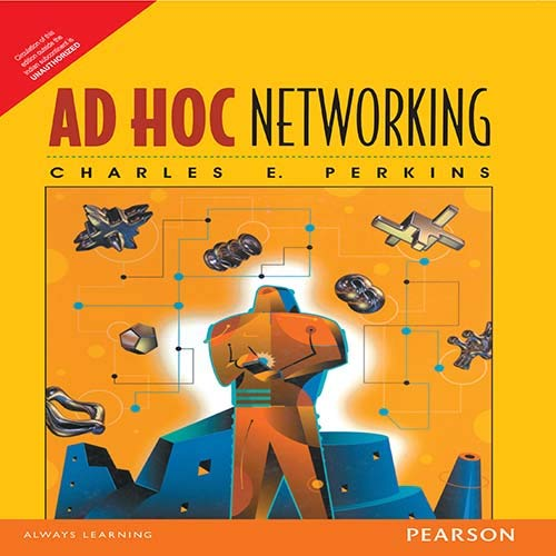 9788131720967: Ad Hoc Networking