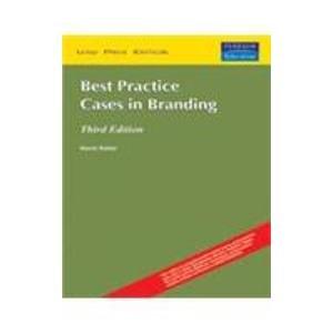 9788131721155: Best Practice Cases in Branding,3/e