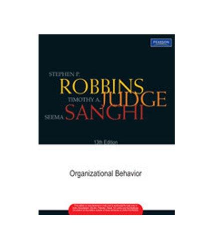 9788131721216: Organizational Behavior