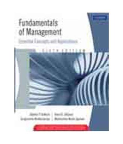 Fundamentals Of Management: Stephen P. Robbins