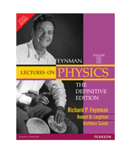 9788131721704: The Feynman Lectures On Physics : The Definitive Ed. Vol-2