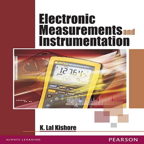Electronic Measurements And Instrumentation: K. Lal Kishore