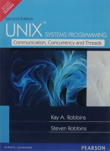 9788131722084: UNIX Systems Programming: Communication, Concurrency and Threads, 2nd ed.
