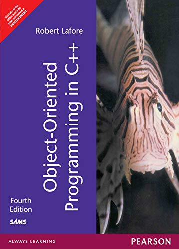 Object Oriented Programming In C++ (8131722821) by Robert Lafore