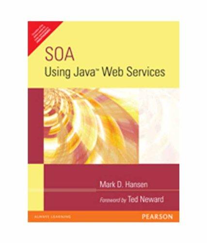 9788131722961: SOA Using JavaTM Web Services