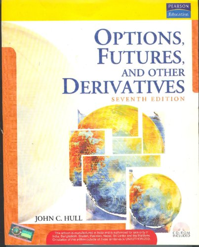 9788131722992: Options, Futures and others Derivatives, 7/e with Cd