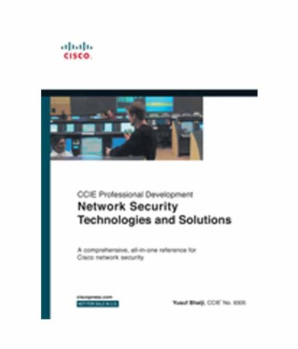 9788131723050: Network Security Technologies and Solutions (CCIE Professional Development Series)